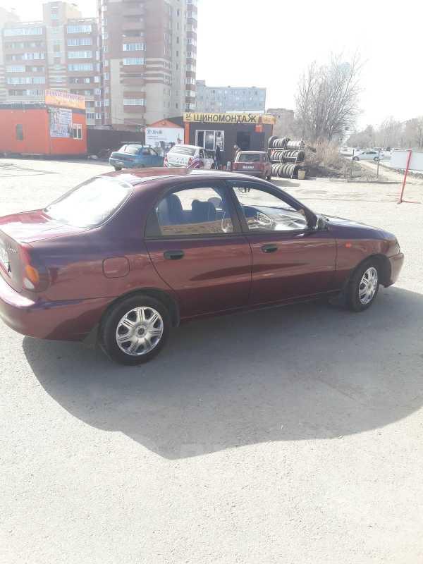 Chevrolet Lanos, 2007 год, 123 000 руб.
