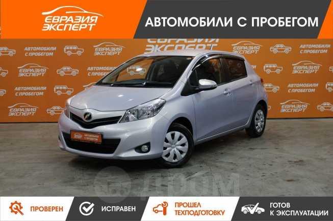 Toyota Vitz, 2014 год, 535 000 руб.