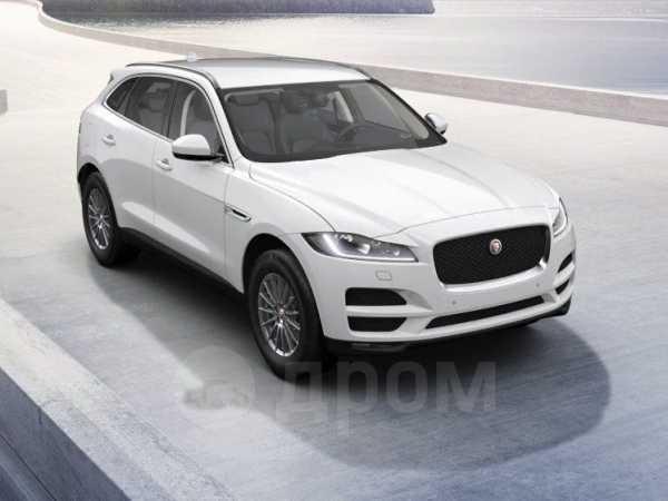 Jaguar F-Pace, 2019 год, 4 207 000 руб.