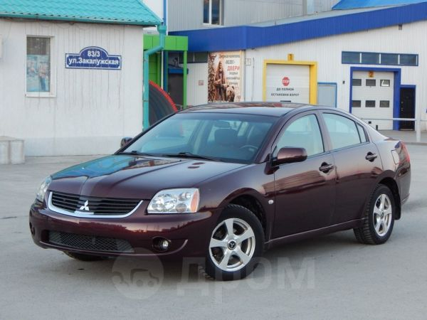 Mitsubishi Galant, 2007 год, 285 000 руб.