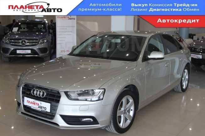 Audi A4, 2012 год, 898 000 руб.