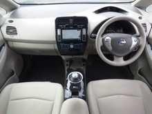 Мегет Nissan Leaf 2012
