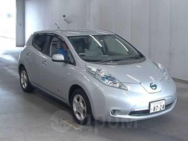 Nissan Leaf, 2012 год, 495 000 руб.