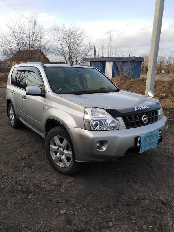 Nissan X-Trail, 2008 год, 645 000 руб.