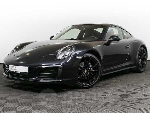 Porsche 911, 2017 год, 7 050 000 руб.