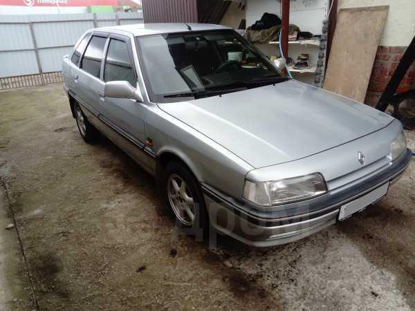 Renault 21, 1990 год, 69 500 руб.