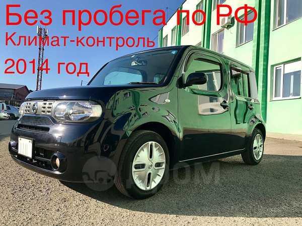 Nissan Cube, 2014 год, 540 000 руб.