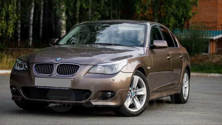 BMW 5-Series, 2007 год, 850 000 руб.