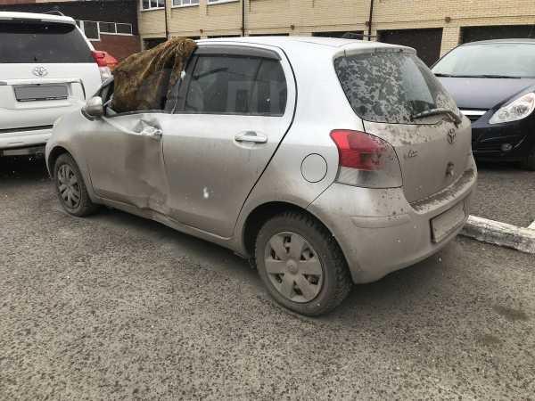 Toyota Vitz, 2010 год, 310 000 руб.