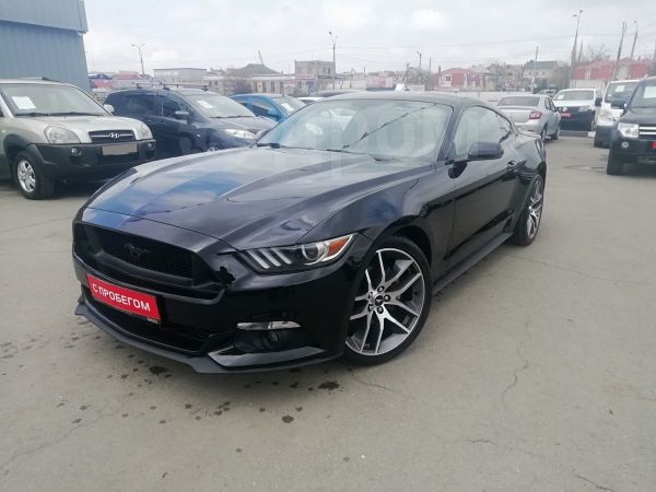 Ford Mustang, 2016 год, 1 699 000 руб.