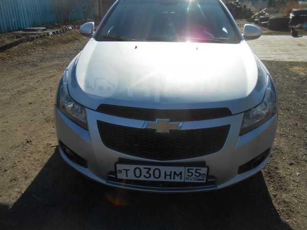 Chevrolet Cruze, 2011 год, 391 000 руб.