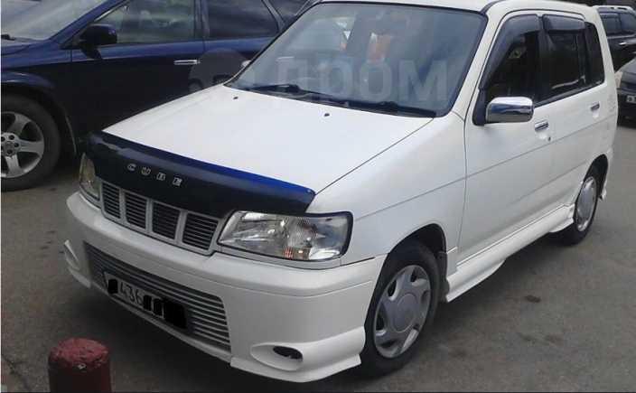 Nissan Cube, 2000 год, 95 000 руб.