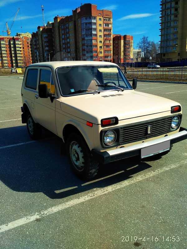 Лада 4x4 2121 Нива, 1987 год, 120 000 руб.