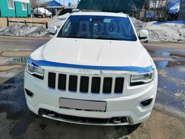 Jeep Grand Cherokee, 2013 год, 1 800 000 руб.