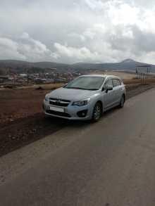 Subaru Impreza, 2012 г., Красноярск