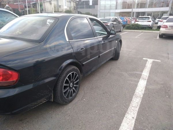 Hyundai Sonata, 2005 год, 240 000 руб.