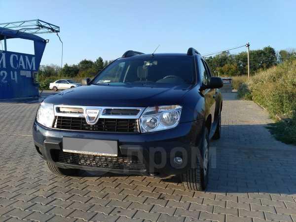 Dacia Duster, 2010 год, 400 000 руб.