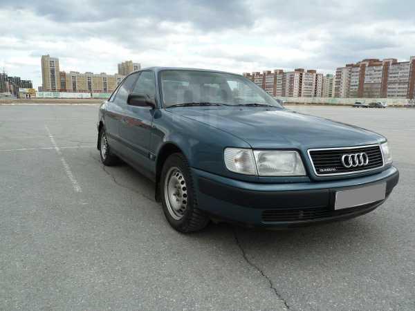Audi 100, 1992 год, 210 000 руб.