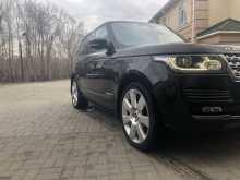 Томск Range Rover 2013