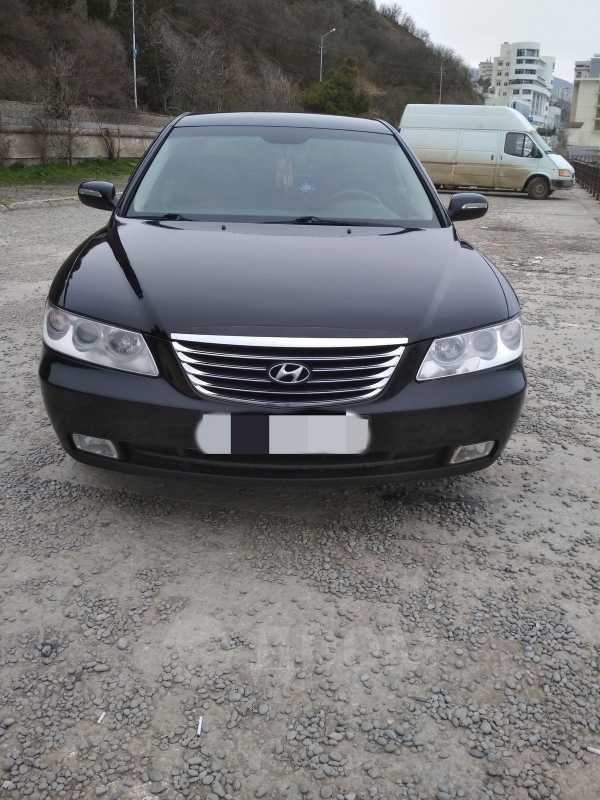 Hyundai Grandeur, 2008 год, 520 000 руб.