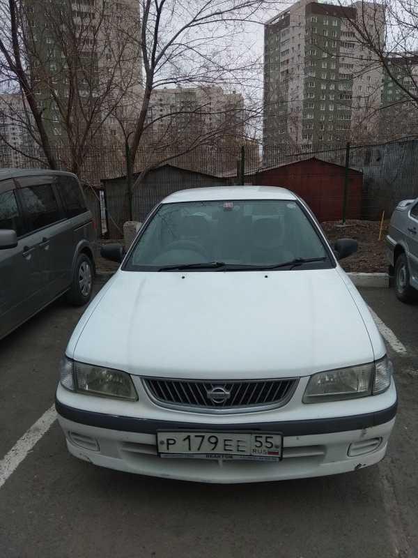 Nissan Sunny, 1999 год, 110 000 руб.