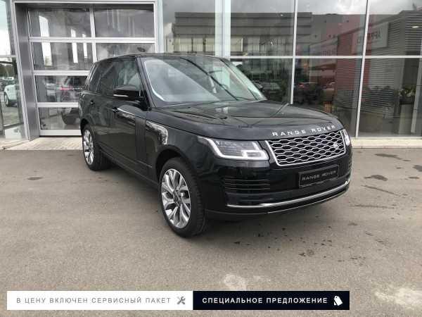 Land Rover Range Rover, 2019 год, 8 278 000 руб.