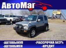 Хабаровск Pajero Junior 1997