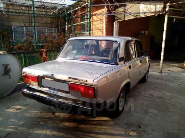Лада 2107, 2011 год, 245 000 руб.