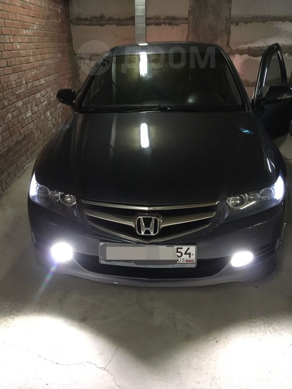 Honda Accord, 2007 год, 600 000 руб.