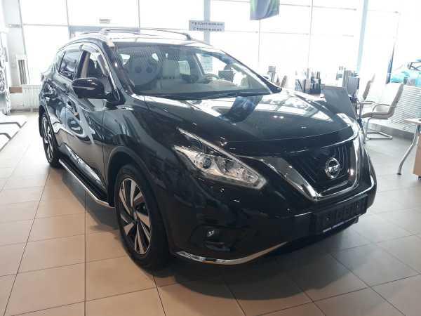 Nissan Murano, 2019 год, 2 972 000 руб.