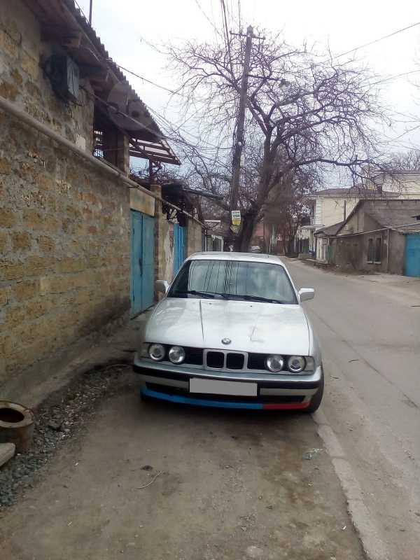 BMW 5-Series, 1992 год, 158 000 руб.