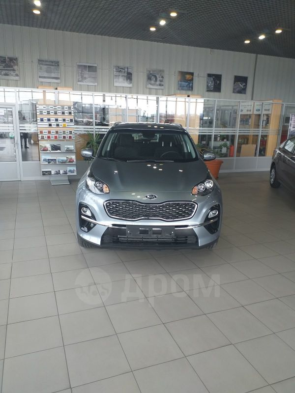 Kia Sportage, 2019 год, 1 716 900 руб.