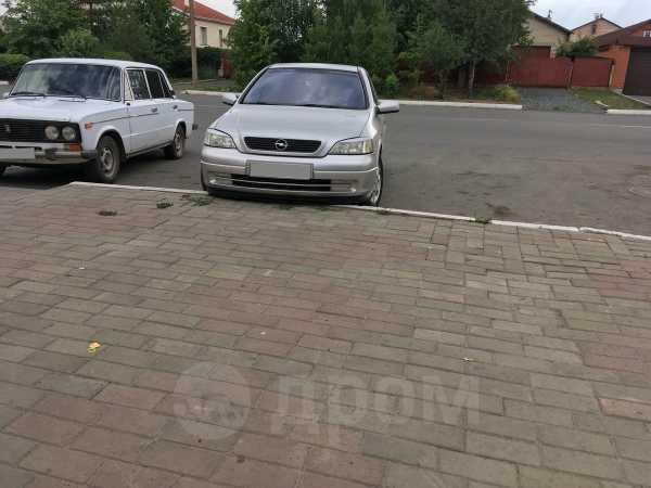 Opel Astra, 2001 год, 185 000 руб.