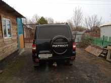 УАЗ Patriot, 2015 г., Новосибирск