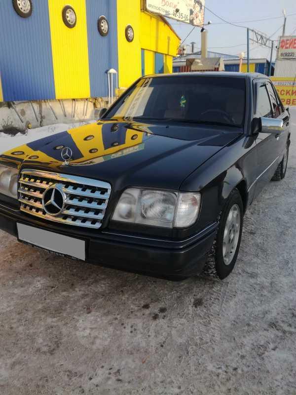 Mercedes-Benz E-Class, 1995 год, 260 000 руб.