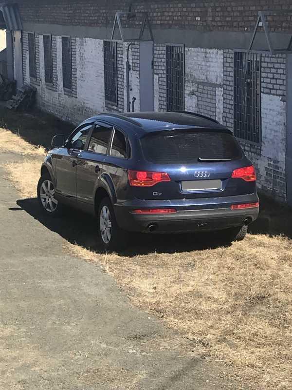 Audi Q7, 2009 год, 990 000 руб.
