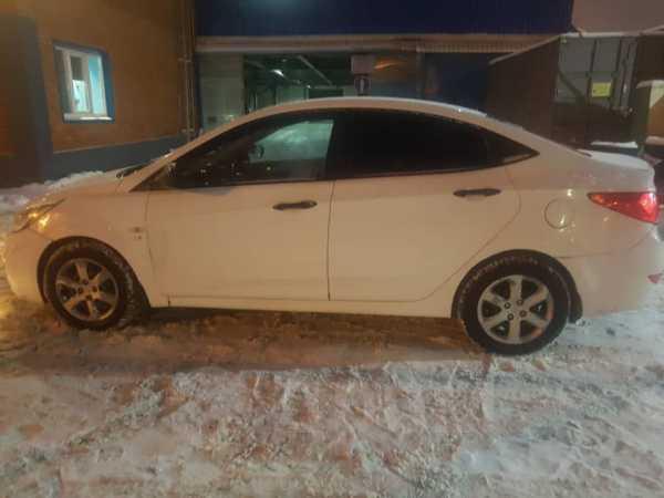 Hyundai Solaris, 2013 год, 350 000 руб.