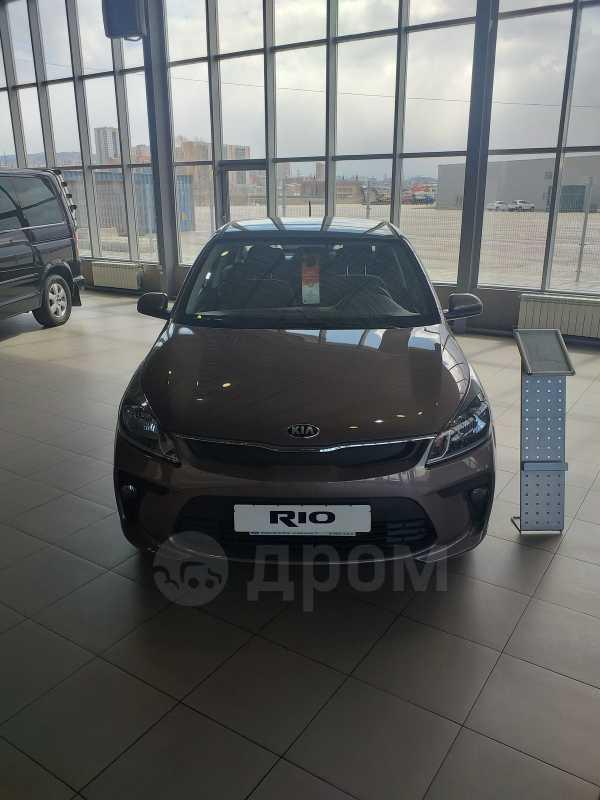 Kia Rio, 2018 год, 830 900 руб.