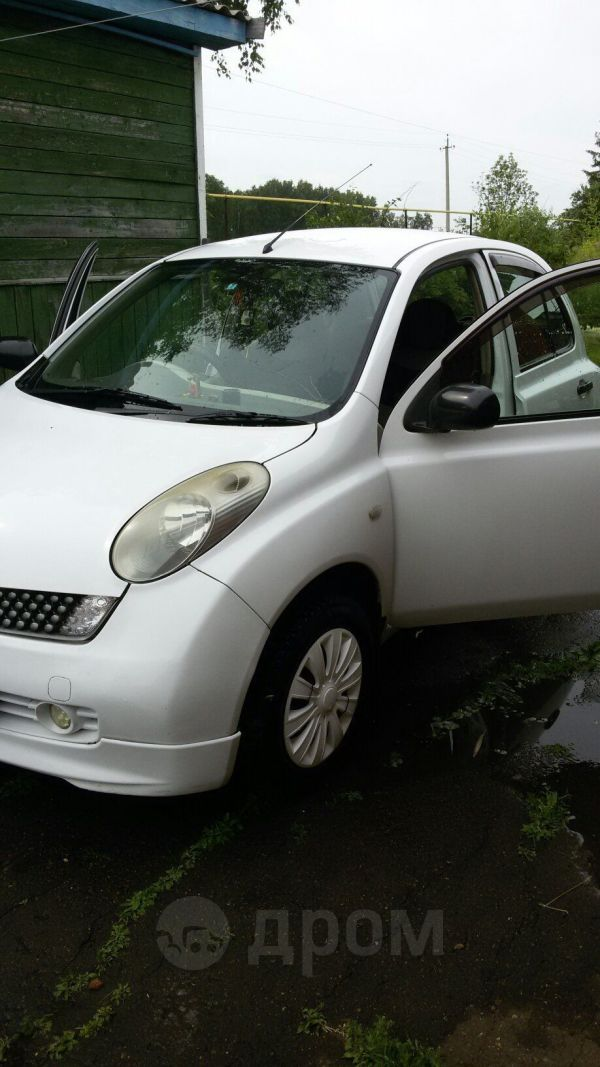 Nissan March, 2005 год, 230 000 руб.