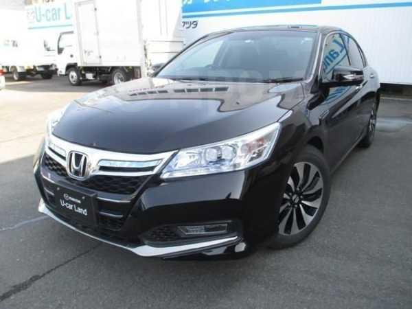 Honda Accord, 2016 год, 1 200 000 руб.