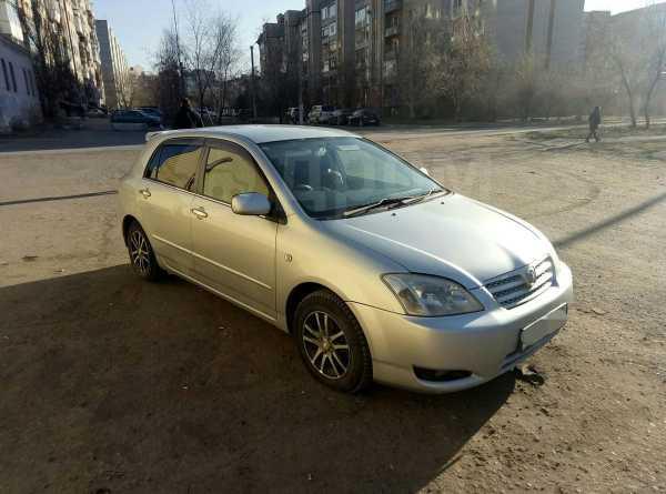 Toyota Allex, 2002 год, 305 000 руб.