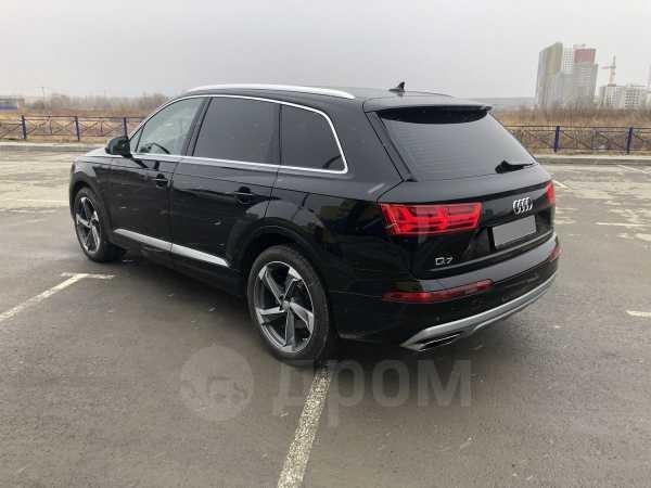 Audi Q7, 2017 год, 2 990 000 руб.