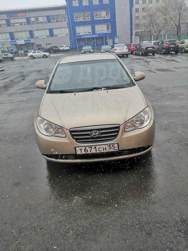 Hyundai Elantra, 2008 год, 440 000 руб.