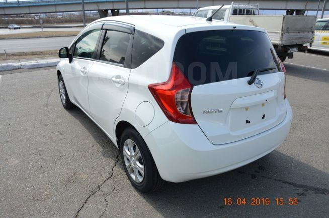 Nissan Note, 2014 год, 499 999 руб.