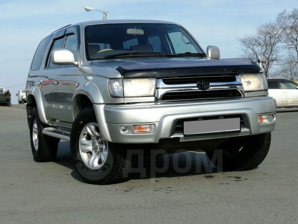 Toyota Hilux Surf, 2001 год, 345 000 руб.