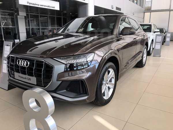 Audi Q8, 2018 год, 4 990 000 руб.