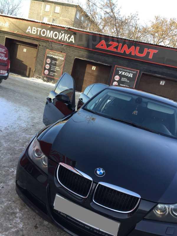 BMW 3-Series, 2007 год, 475 000 руб.