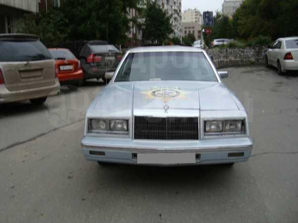 Chrysler New Yorker, 1984 год, 125 000 руб.