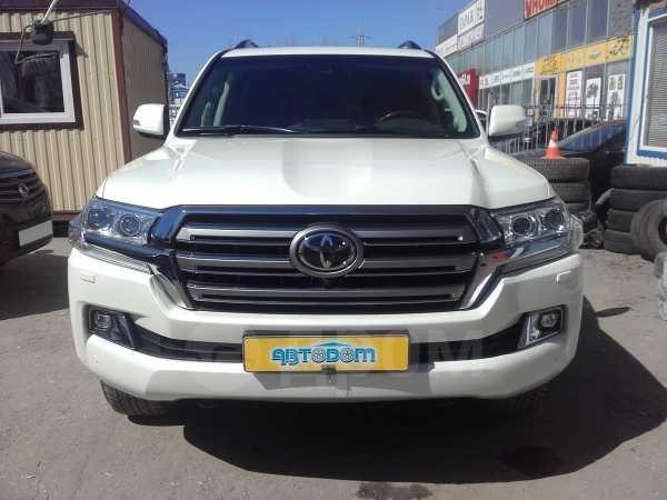 Toyota Land Cruiser, 2017 год, 4 390 000 руб.