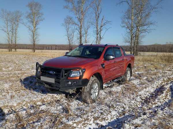 Ford Ranger, 2013 год, 1 540 000 руб.